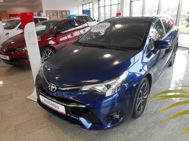 Toyota Avensis 2,0 D4-D Active Plus TAGESZULASSUNG -- € 10.000,- Nachlass!!!!