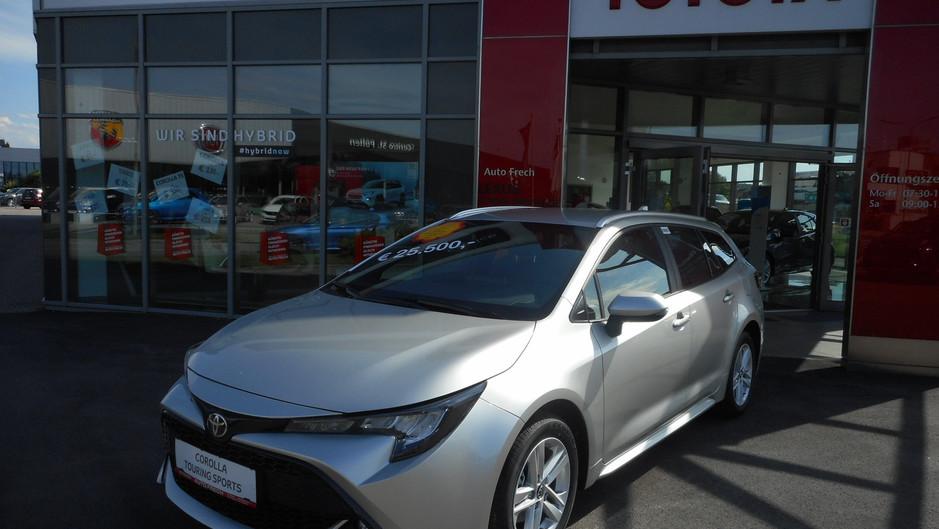 Toyota Corolla Touring Sports 1,2 Turbo Active DAP
