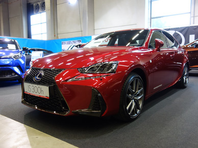 Lexus IS 300 h F Sport Leder Navi Schiebedach