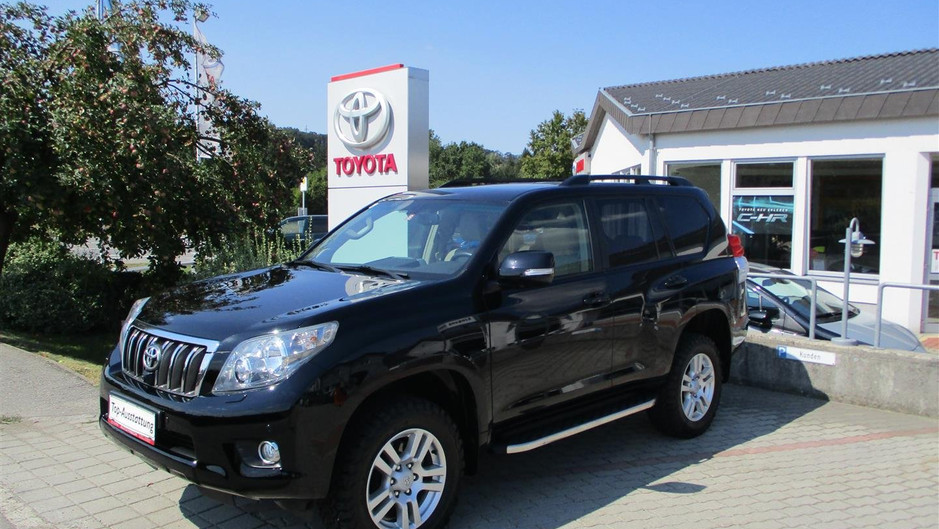 Toyota Land Cruiser 3,0 D-4D 175 Premium Aut.