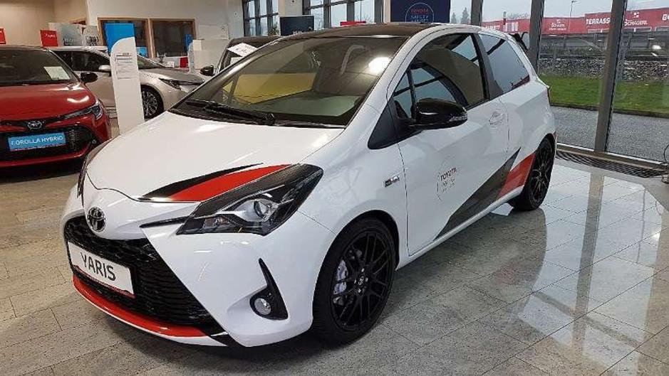 Toyota Yaris 1,8 GRMN KOMPRESSOR 1er von 400 Stück Weltweit!!!!