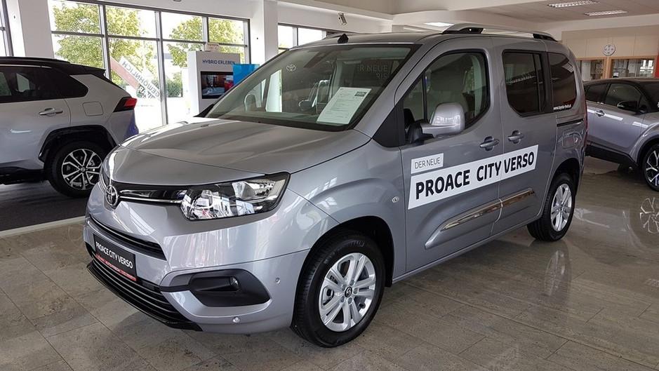 Toyota Proace City Verso  Vorsteuer- abzugsberechtigt!!!