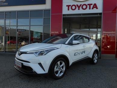 Toyota C-HR 1,8 Hybrid C-ENTER IZS Black & White